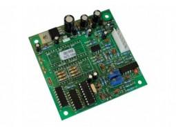 Circuito eletrônico voltimetro x amperímetro digital