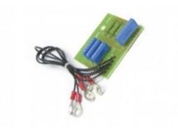 Circuito Eletrônico snobber para filtro