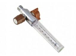 Fluxômetro para regulador de argônio